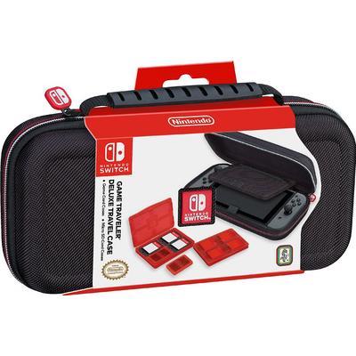 Nintendo Switch Black Game Traveler Deluxe Travel Case