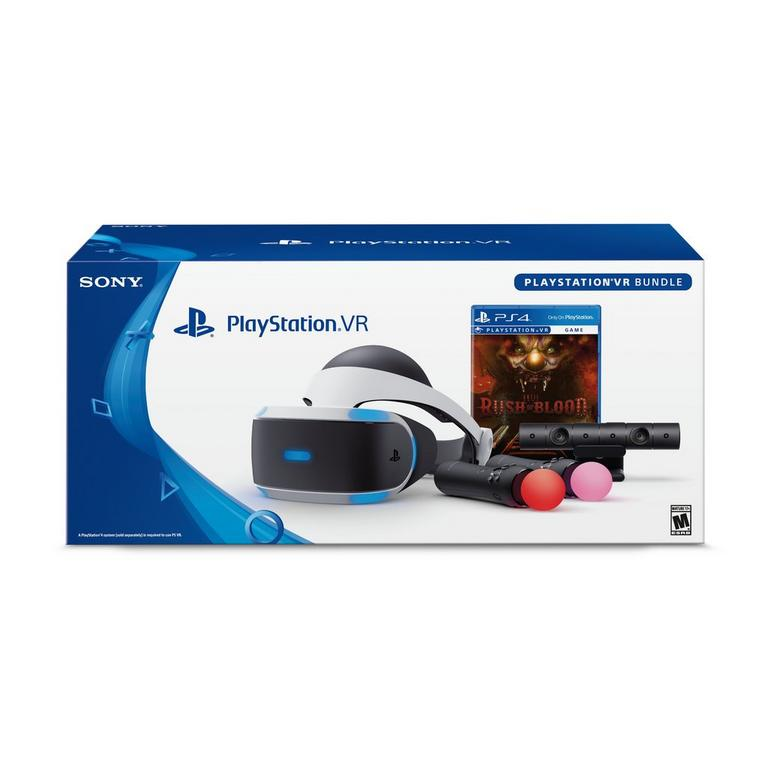 PlayStation VR Until Dawn: Rush of Blood Bundle Only at GameStop