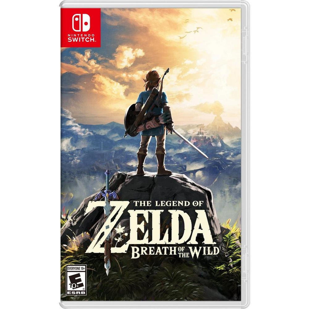 The Legend of Zelda: Breath of the Wild | Nintendo Switch