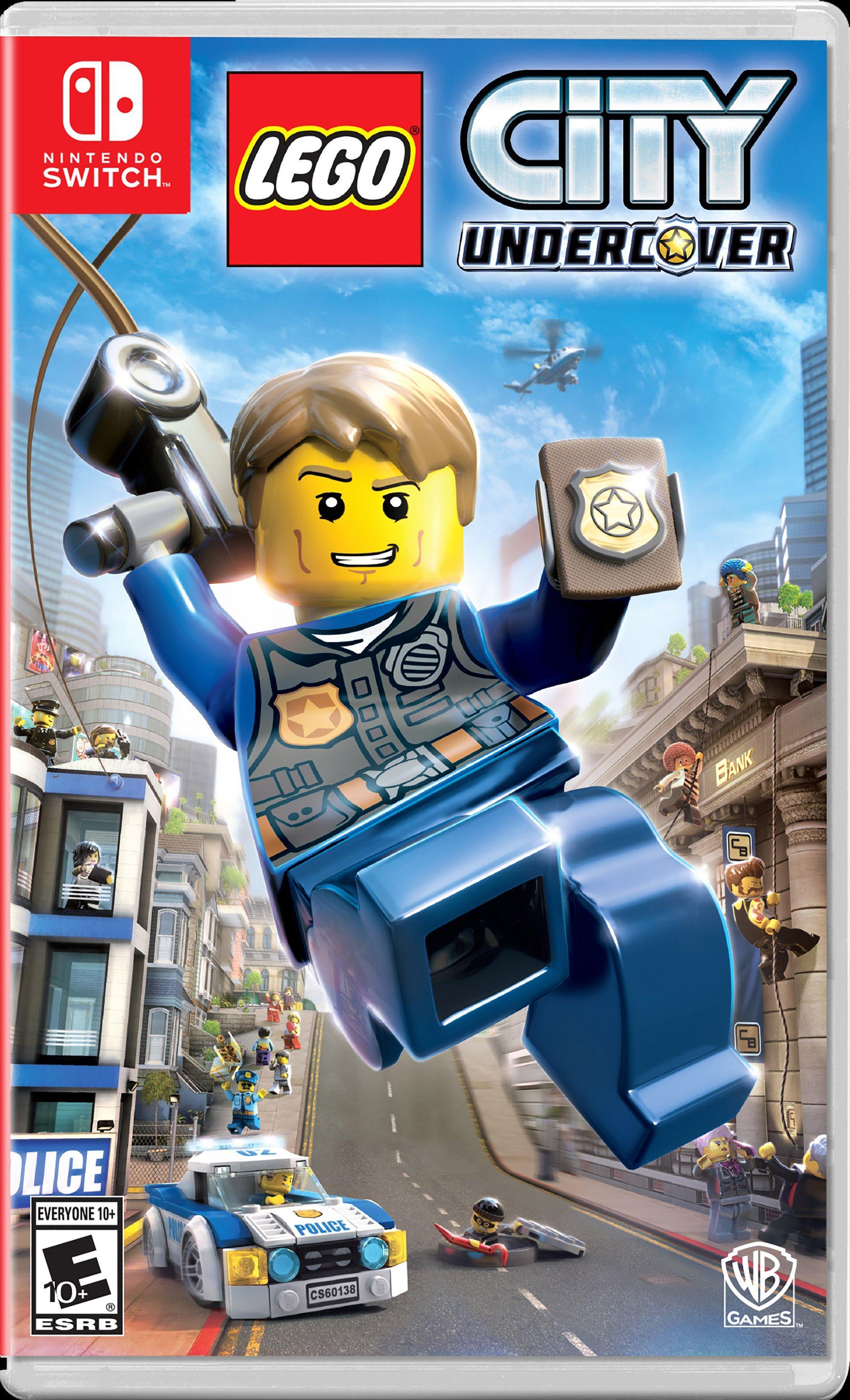 LEGO City Undercover   Nintendo Switch   GameStop
