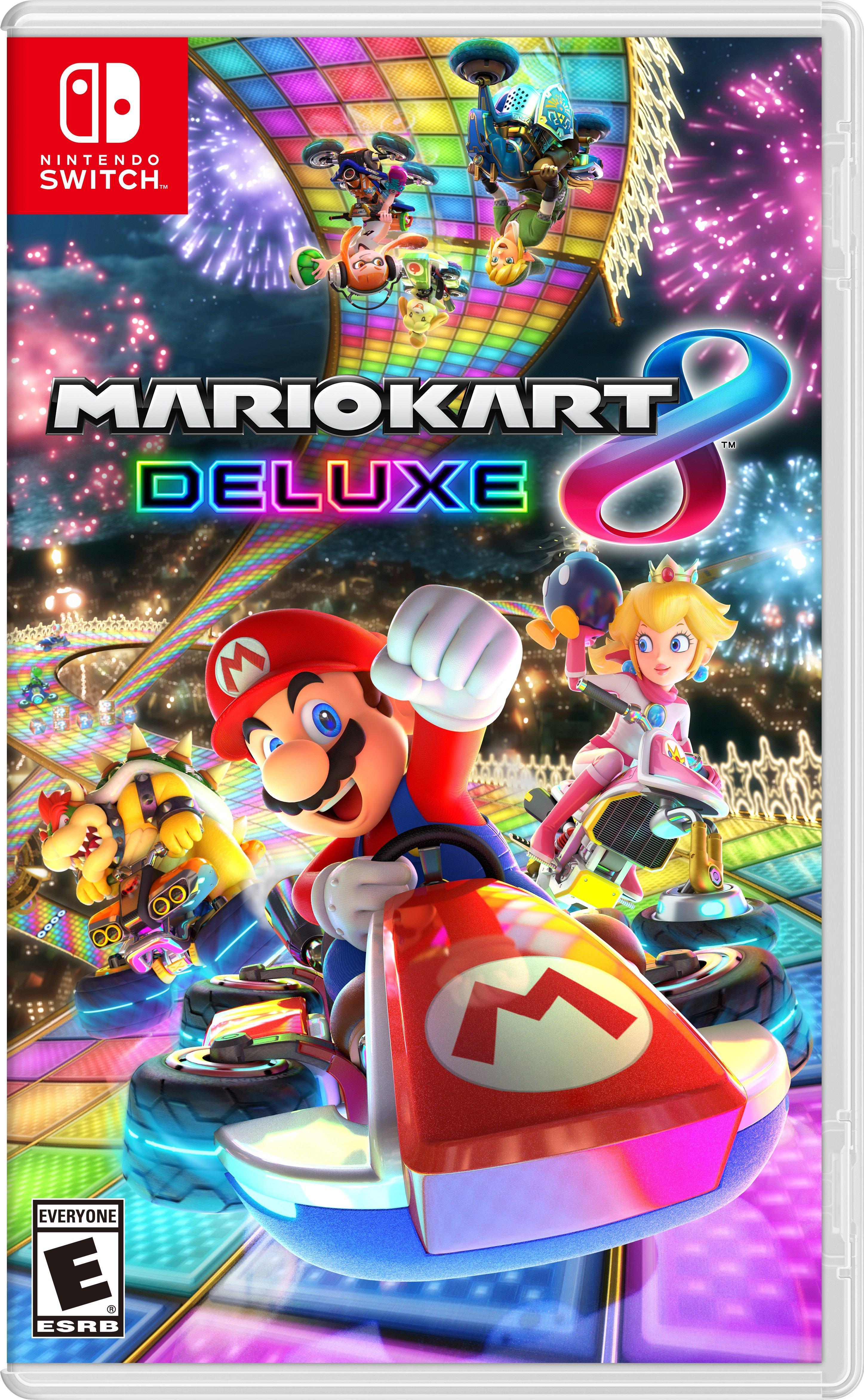 Mario Kart 8 Deluxe Nintendo Switch Gamestop