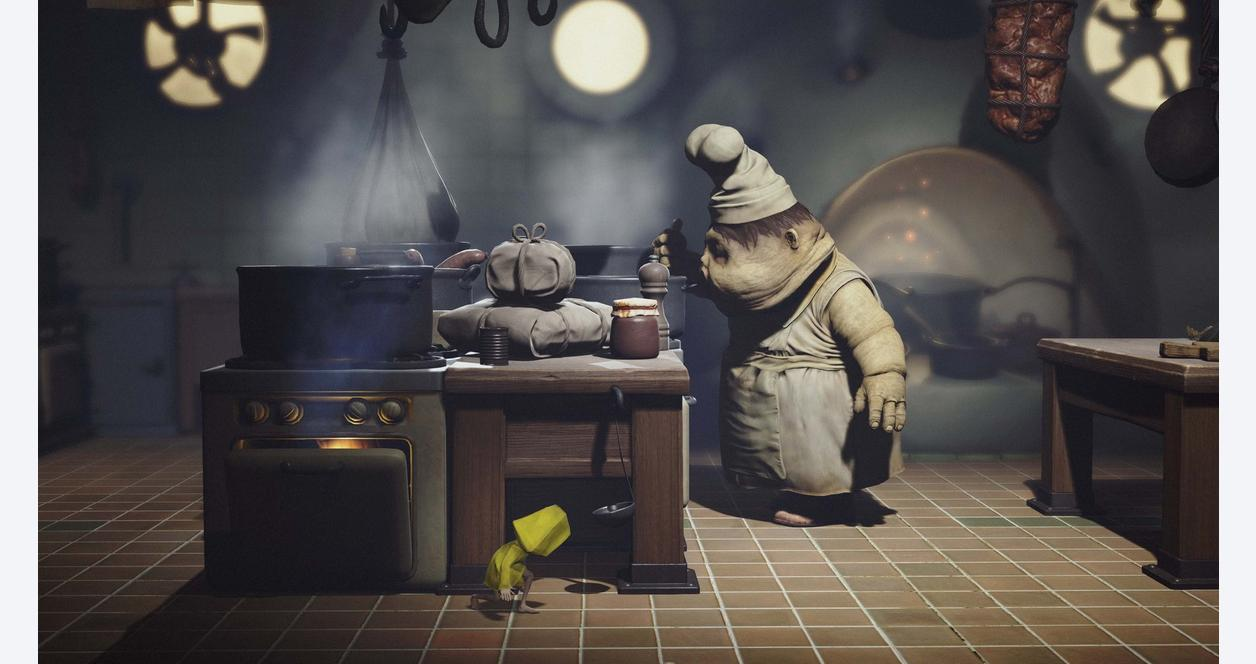 Little Nightmares Six Edition - (Game Only)