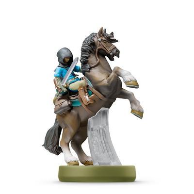 The Legend of Zelda: Breath of the Wild - Link (Rider) amiibo