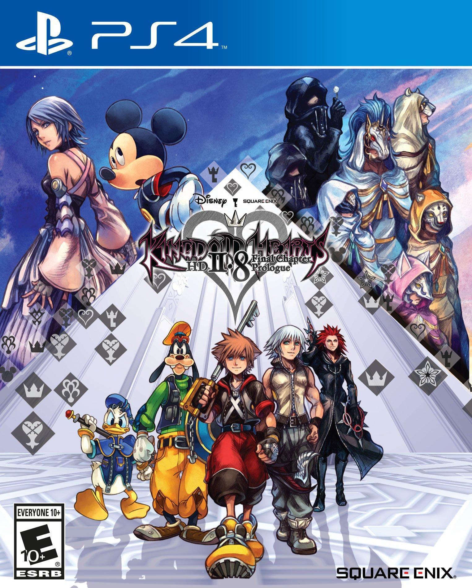 Kingdom Hearts HD 2 8 Final Chapter Prologue   PlayStation 4   GameStop