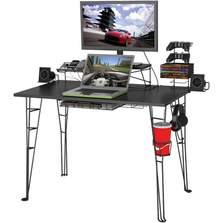 Awesome Atlantic Gaming Desk Gamestop Gmtry Best Dining Table And Chair Ideas Images Gmtryco
