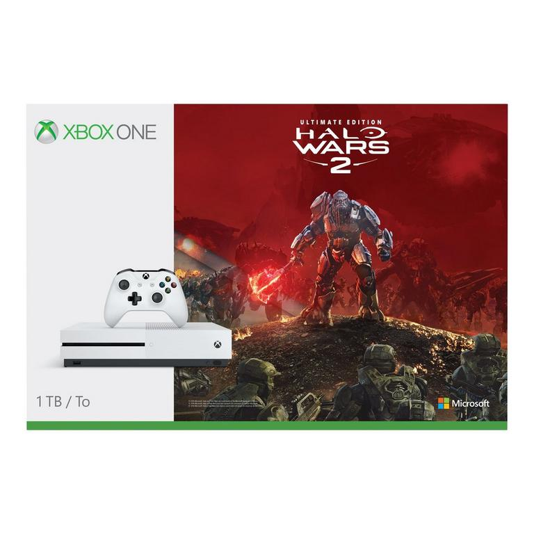 Xbox One S Halo Wars 2 Ultimate Edition Bundle 1TB