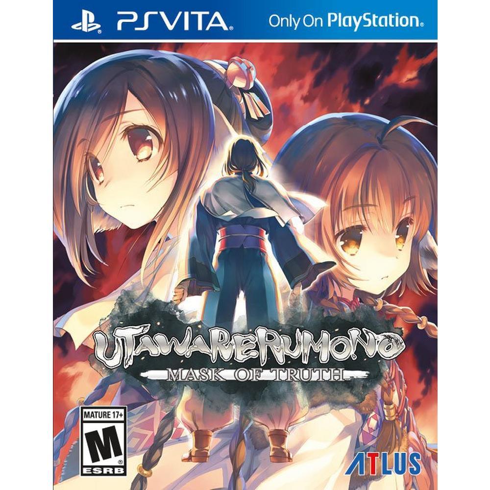Utawarerumono: Mask of Truth | PS Vita | GameStop