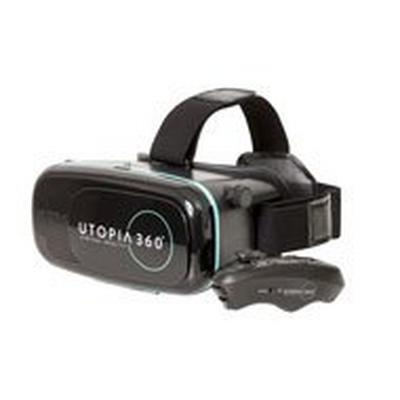 UTOPIA 360 VR Headset with Bluetooth Controller