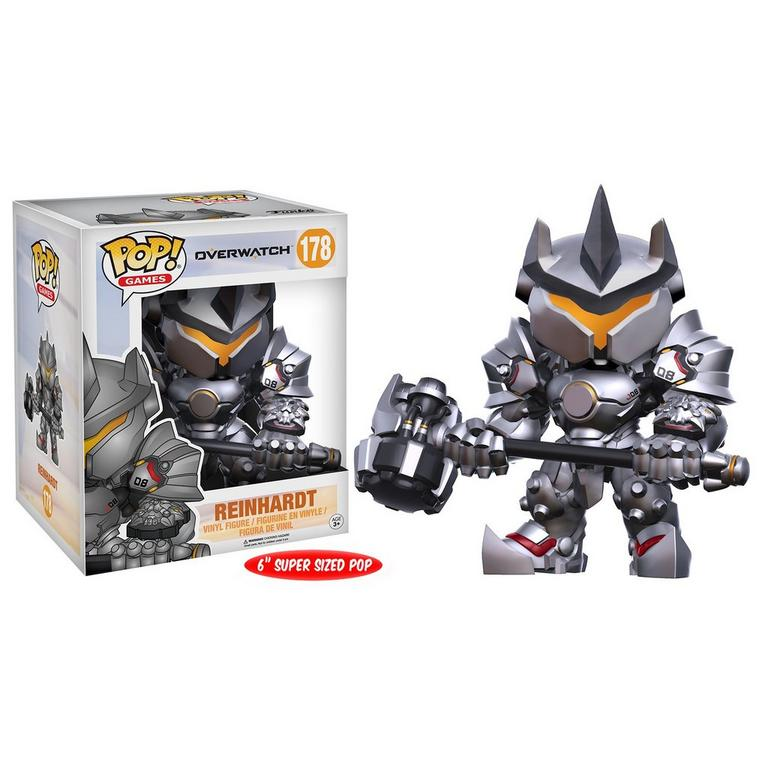 POP! Games: Overwatch Reinhardt 6-inch