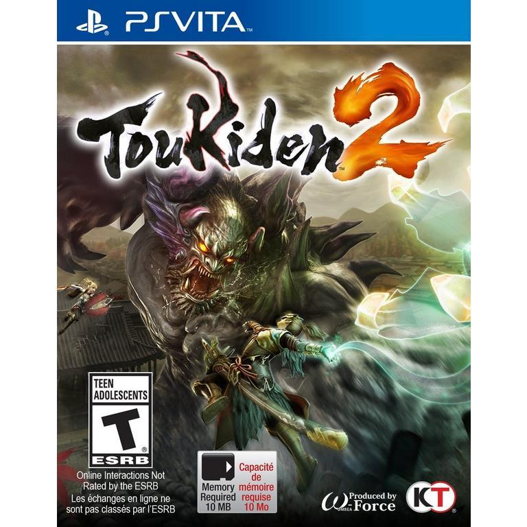 Toukiden 2 | PS Vita | GameStop