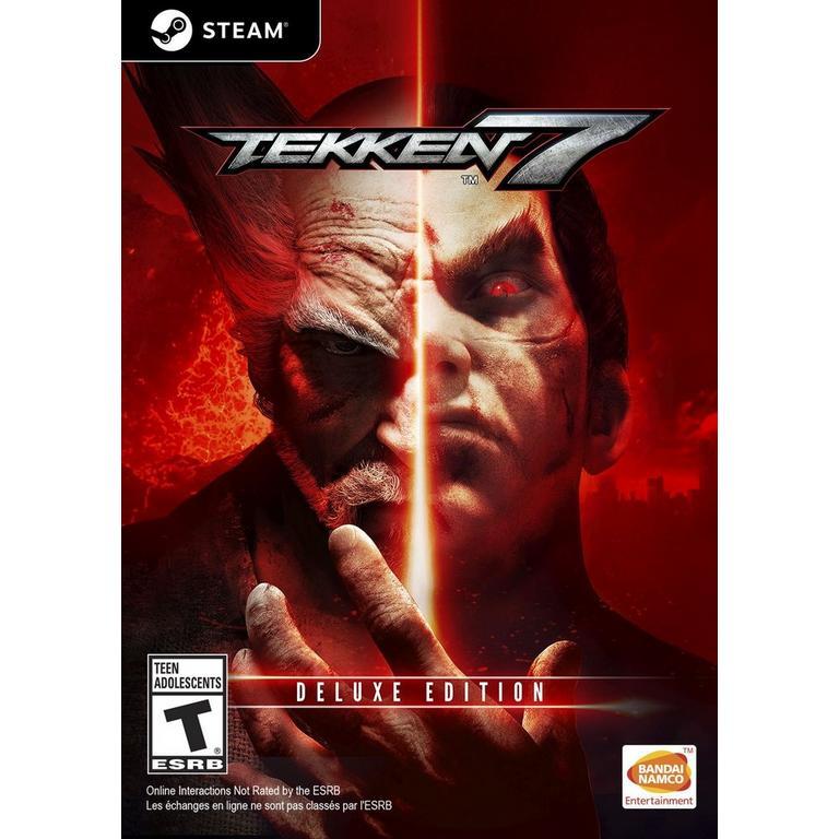 Tekken 7 Digital Deluxe Edition
