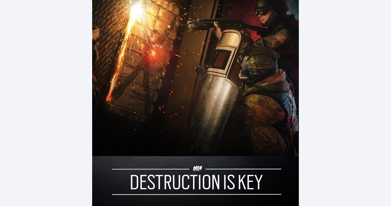 Tom Clancy's Rainbow Six: Siege Year 2 Gold Edition