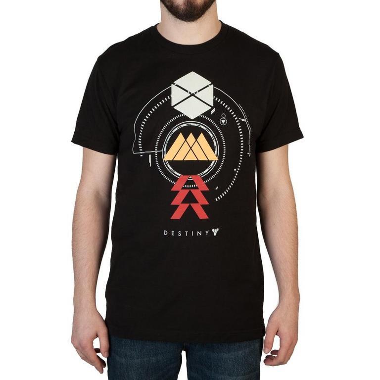 Destiny Art Mens T-shirt