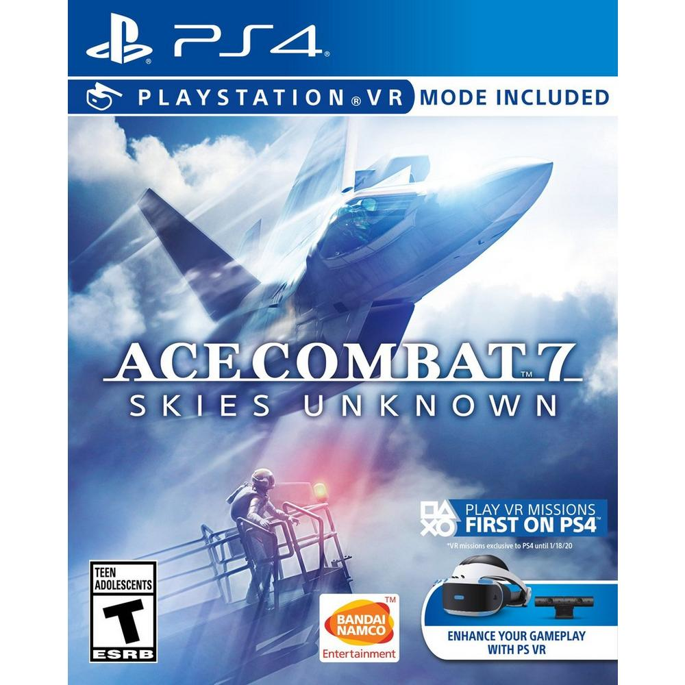 Ace Combat 7: Skies Unknown | PlayStation 4 | GameStop