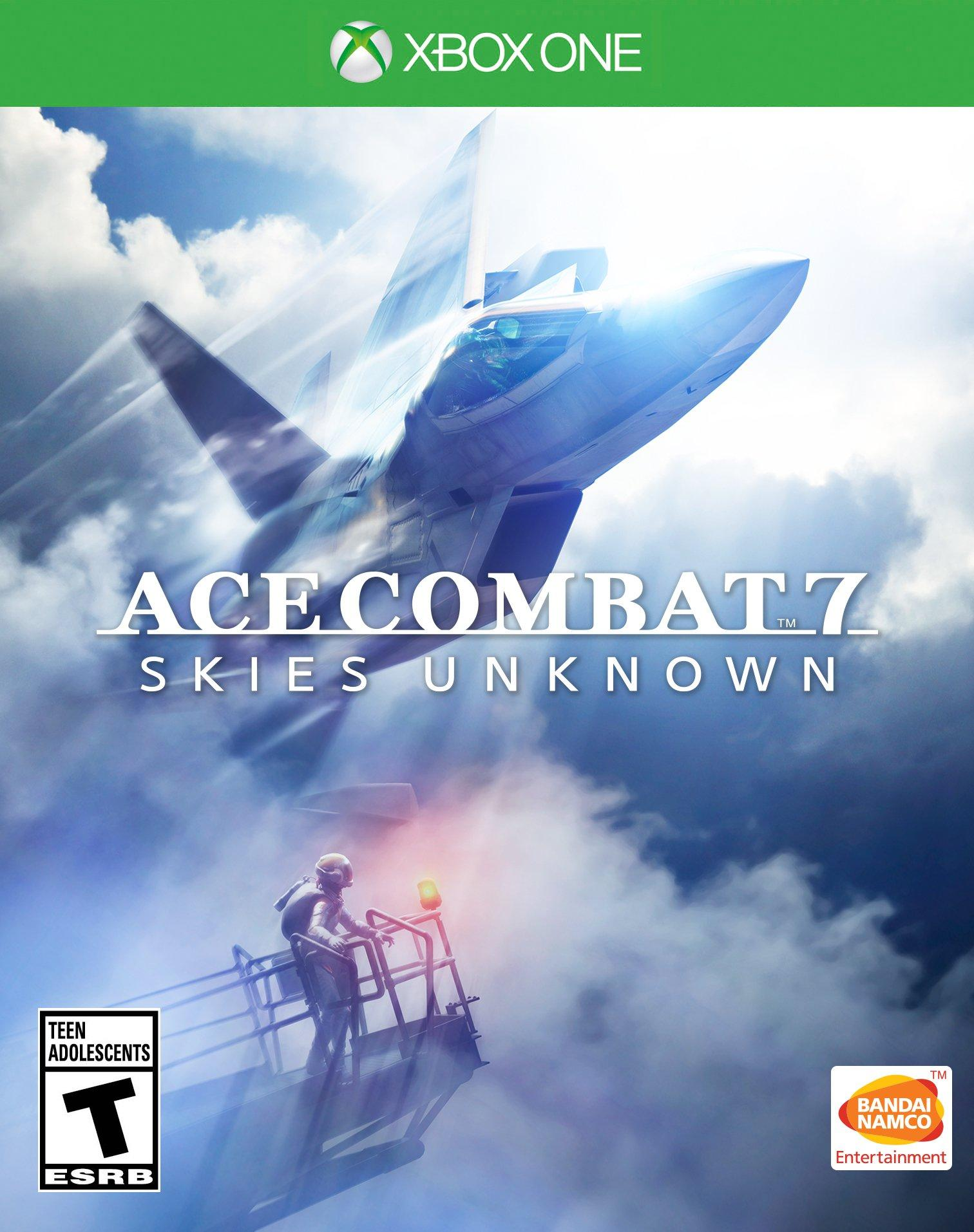 Ace Combat 7 Skies Unknown Xbox One Gamestop