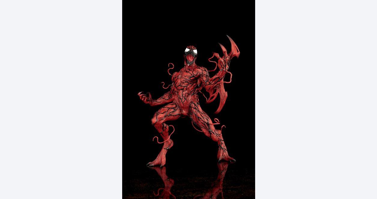 Spider-Man Carnage ARTFX Plus Statue