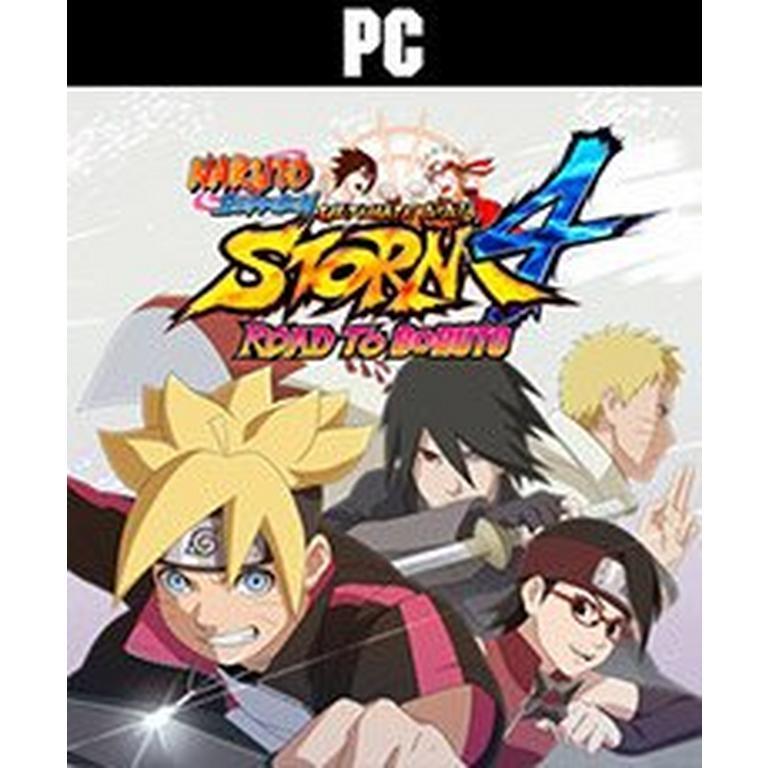 Naruto Shippuden Ultimate Ninja Storm 4 Road to Boruto Upgrade