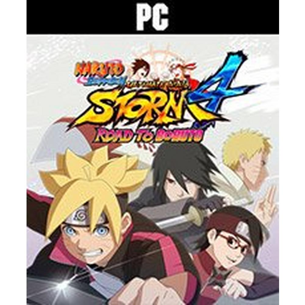 Naruto Shippuden Ultimate Ninja Storm 4 Road to Boruto Upgrade | PC |  GameStop