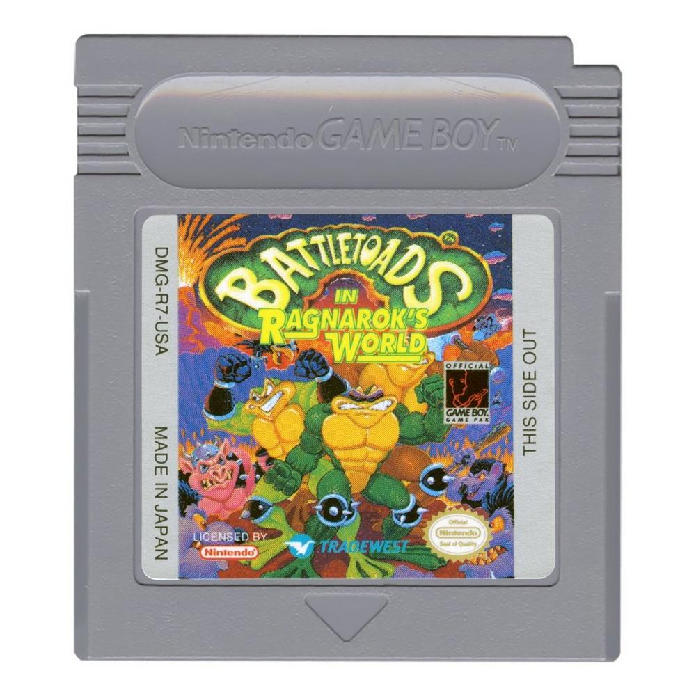 Battletoads in Ragnarok's World | Game Boy | GameStop