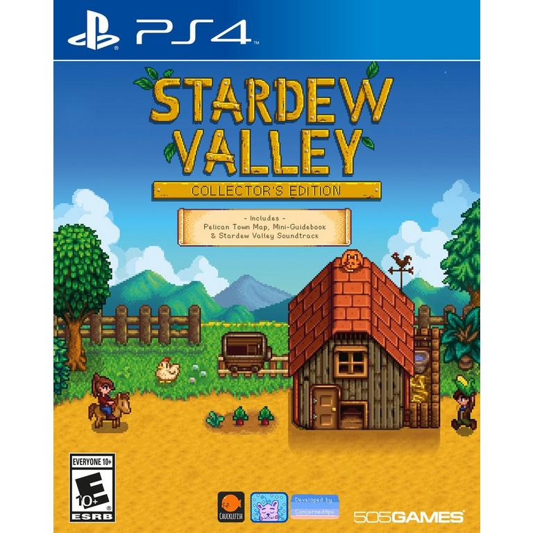 Stardew Valley | PlayStation 4 | GameStop