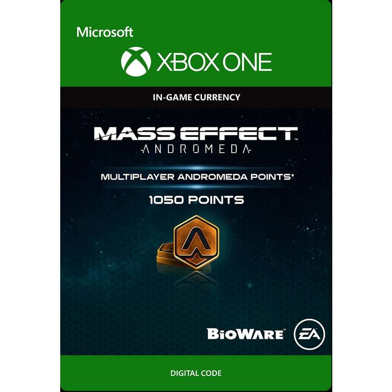 Mass Effect Andromeda - 1050 Andromeda Points