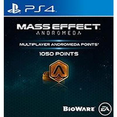 Mass Effect Andromeda - 1050 Andromeda Points