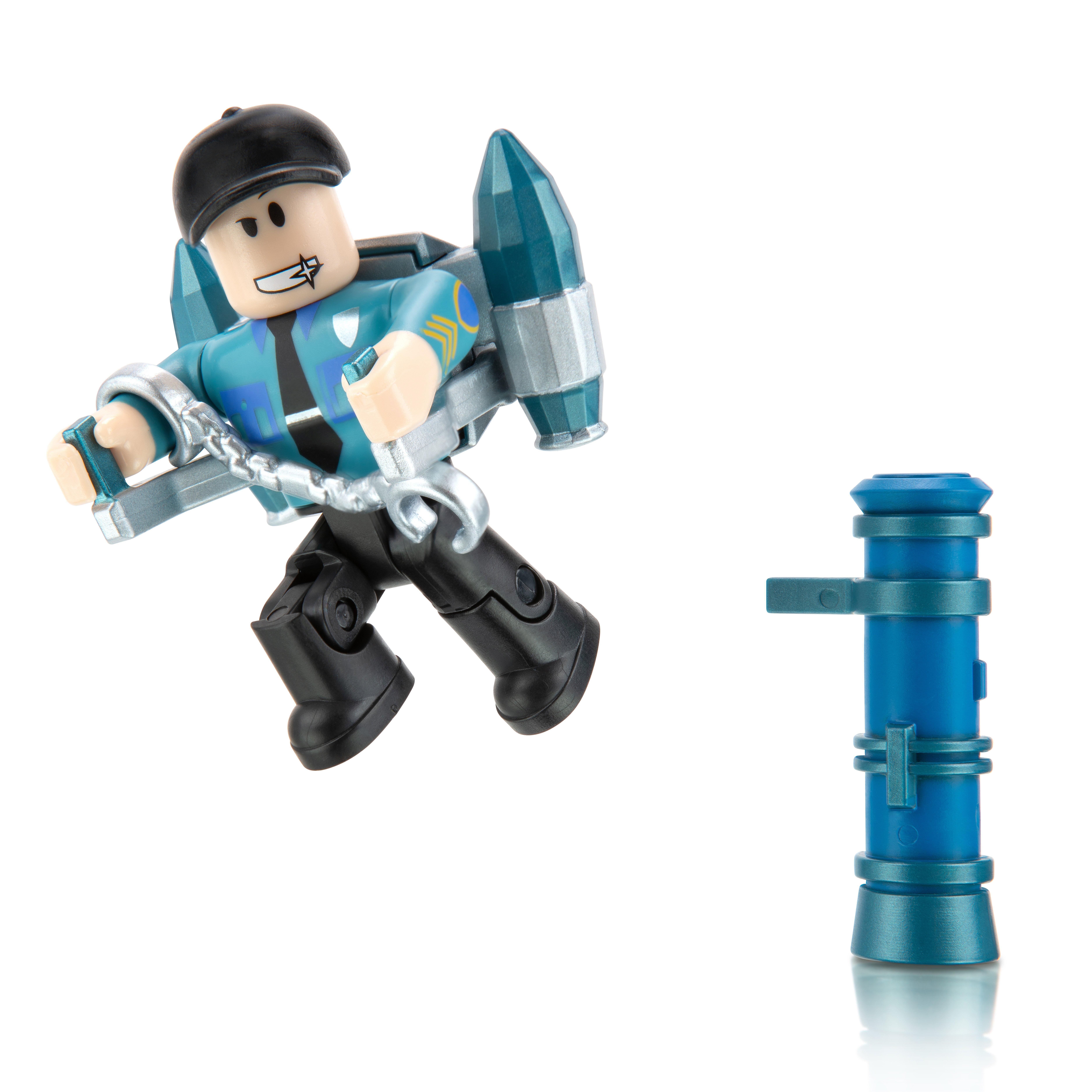 Roblox Character Toy Codes Roblox Figure Pack Assortment Gamestop