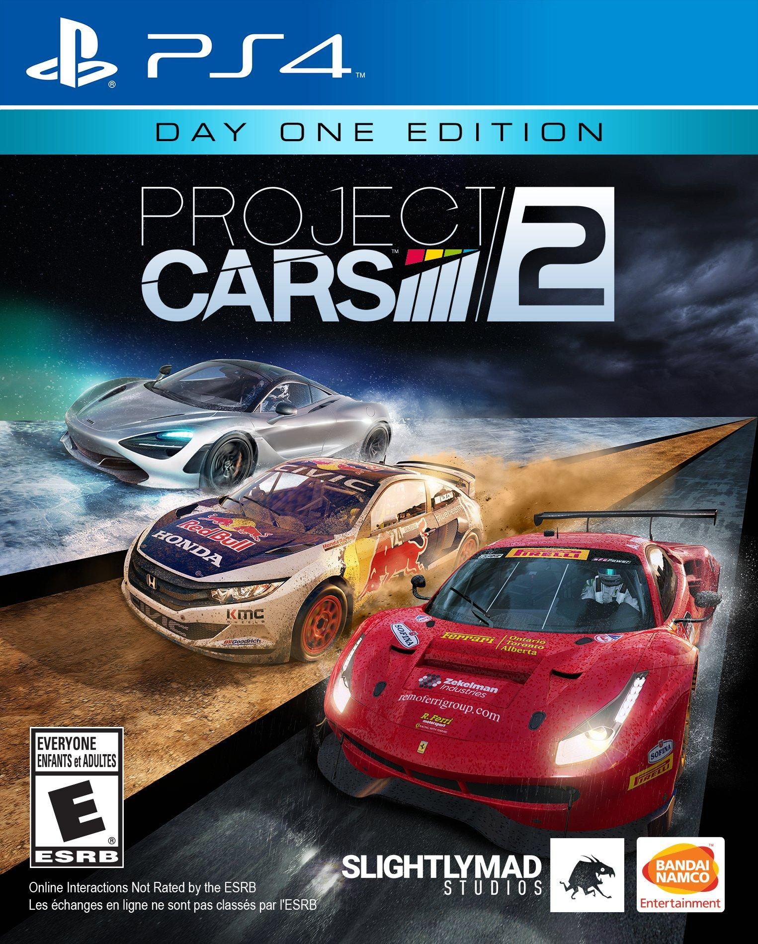 Project Cars 2 | PlayStation 4 | GameStop