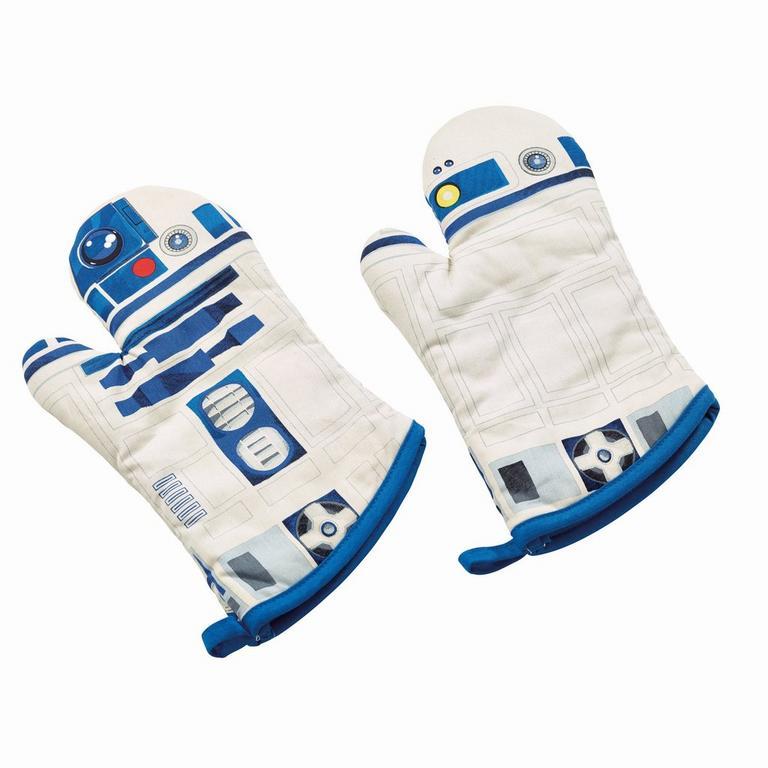 Star Wars: R2-D2 Oven Mitt 2-pack