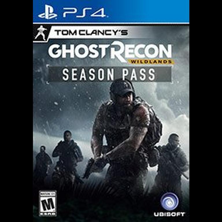 Tom Clancy's Ghost Recon Wildlands Season Pass