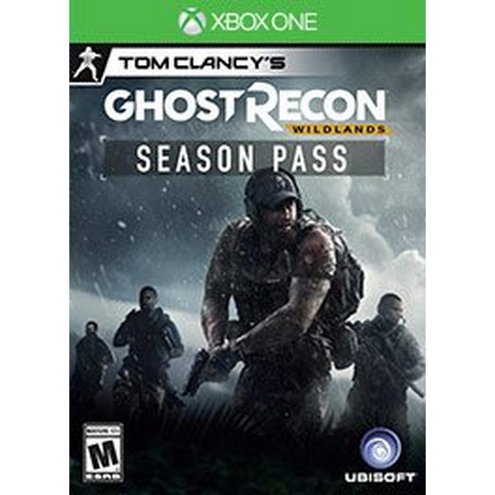 Tom Clancy's Ghost Recon Wildlands - Season Pass   Xbox One   GameStop