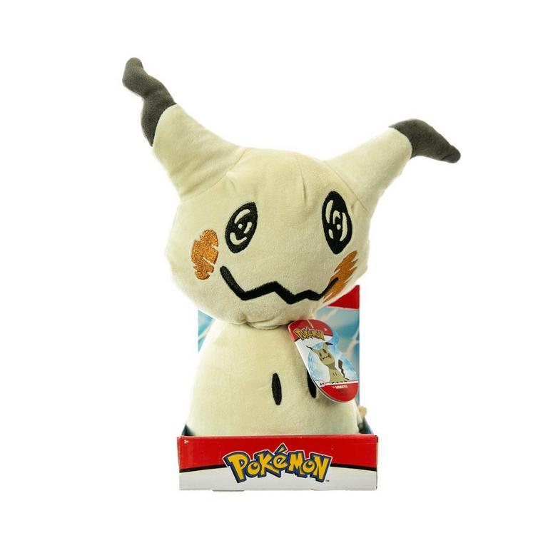 Pokemon Mimikyu Plush