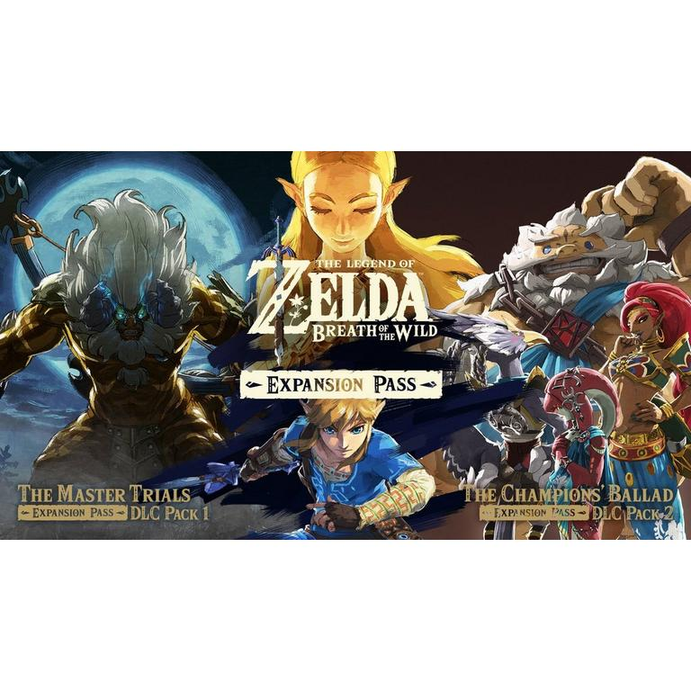 The Legend of Zelda: Breath of the Wild Expansion Pass