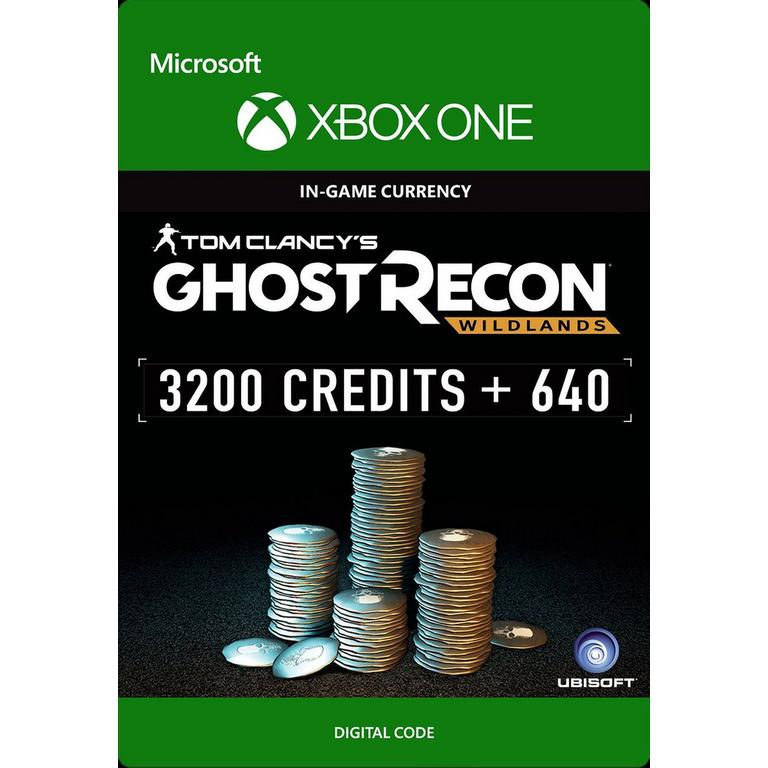 Tom Clancy's Ghost Recon Wildlands: Currency Pack - 3840 Credits