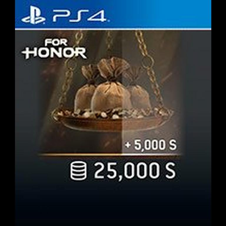 For Honor 25 000 Steel Credits Pack Playstation 4 Gamestop