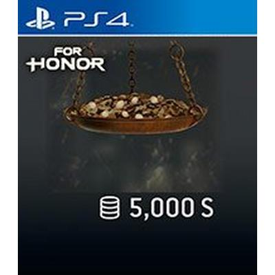 For Honor: 5000 Steel Credits Pack