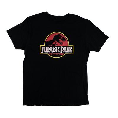 Jurassic Park Classic Logo T-Shirt