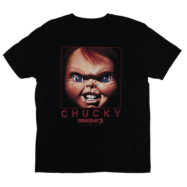 Chucky Squared Mens T-Shirt