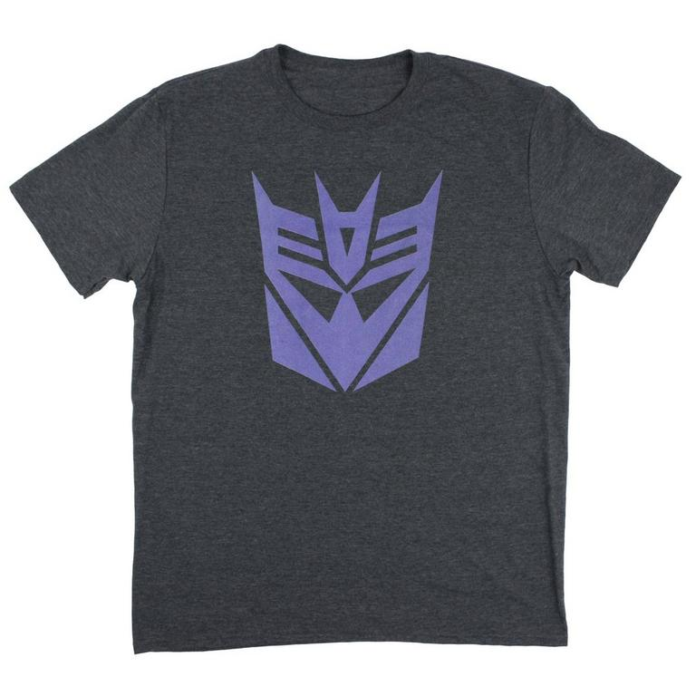 Transformers Decepticon Logo Mens T-Shirt