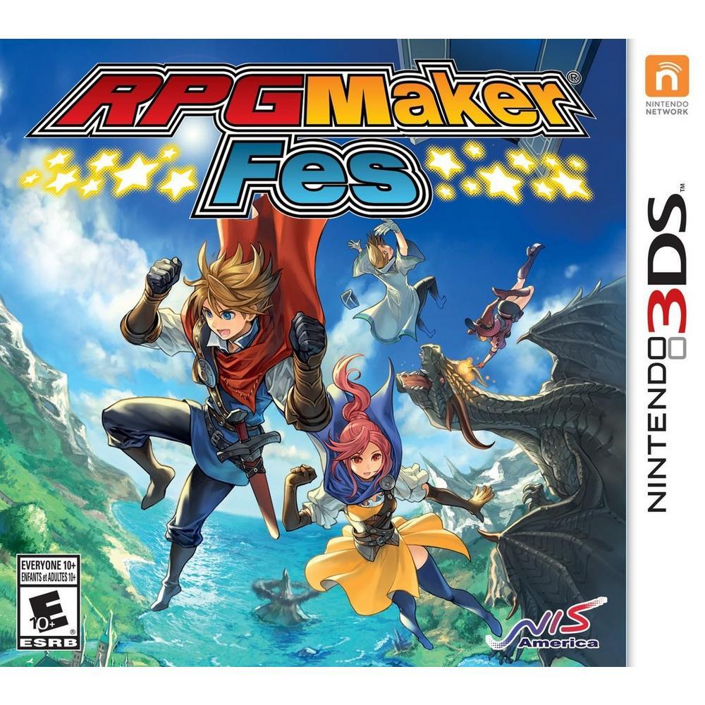 RPG Maker Fes | Nintendo 3DS | GameStop
