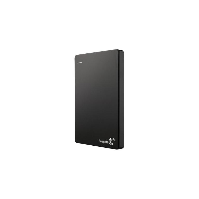 Seagate Backup Plus Slim 2TB 2.5 inch Portable External Hard Drive - Black