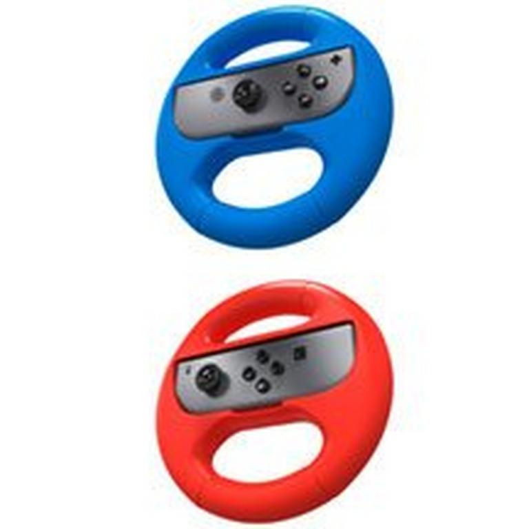 Racing Wheel 2 Pack for Nintendo Switch