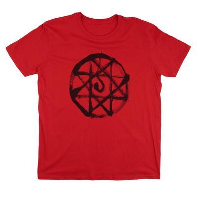 Fullmetal Alchemist Bloodmark Mens T-Shirt