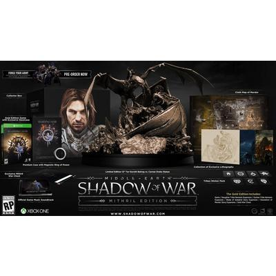 Middle-earth: Shadow of War Mithril Edition - Only at GameStop