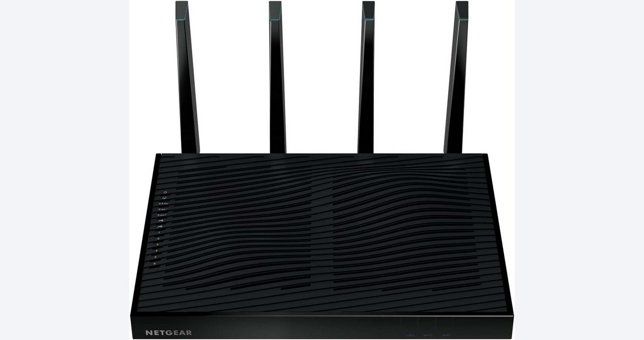 NETGEAR Nighthawk X8 Tri-Band WiFi Router