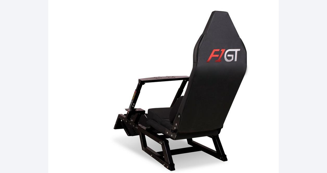 Next Level Racing F1 GT Formula 1 GT Simulator Cockpit