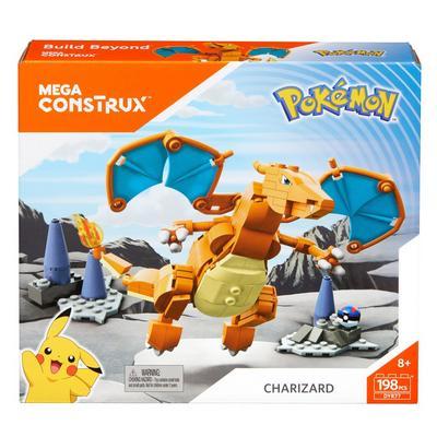 Mega Construx: Pokemon Charizard