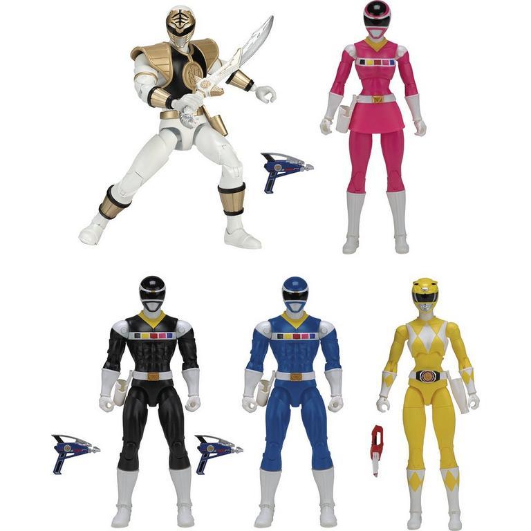 Power Rangers Legacy Action Figure (Assortment)