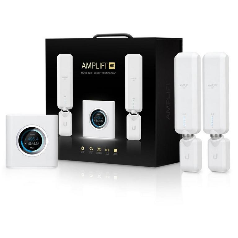 Amplifi AFI Router with 2 Mesh Points