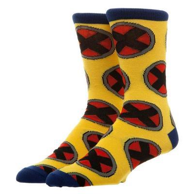 Marvel X-Men Casual Crew Socks